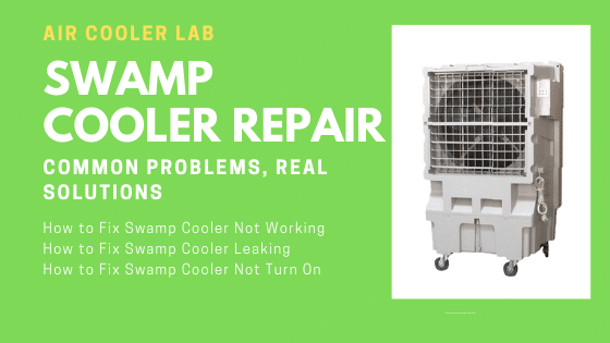 Swamp Cooler Repair Guide
